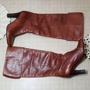 Steve Madden Heidi Knee High Heel Boots size 7
